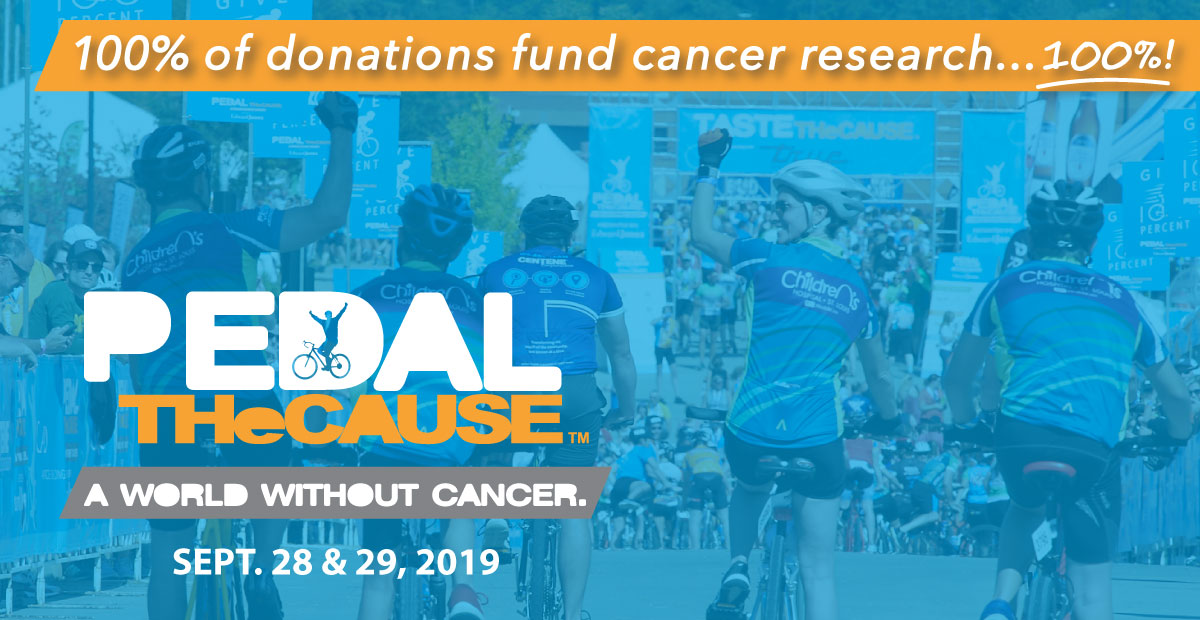 Donate to Pedal the Cause